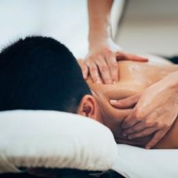 Мастер массажа