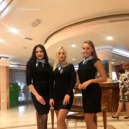 Хостес в кальянную зону, работа для девушек в Москве